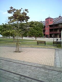 20080721赤レンガパーク8