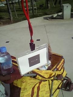 20080814豊洲ドッグランカード
