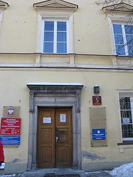 ポーランド 移民局