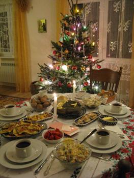 ポーランド クリスマス