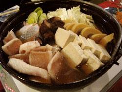 カラオケ 鍋