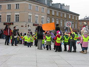 ポーランド 幼稚園