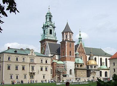 ヴァヴェル 聖堂