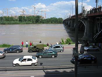 ポーランド 洪水