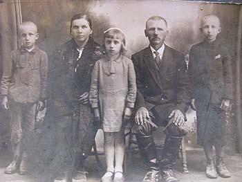 ポーランド 家族