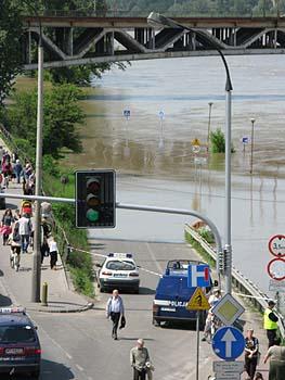 ポーランド 浸水