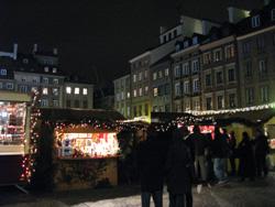 旧市街 クリスマス