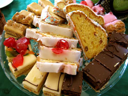 ポーランド ケーキ