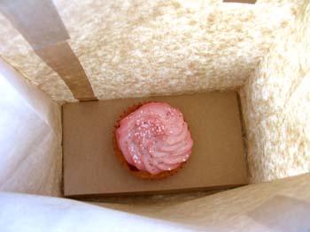 ポーランド カップケーキ