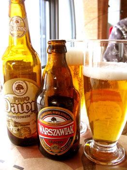 ワルシャワ地ビール