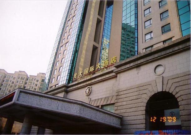 上海ホテル