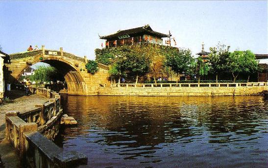 蘇州。楓橋