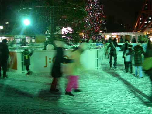1_l雪祭りスケートリンク
