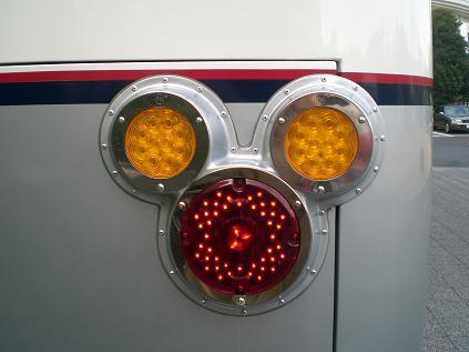 バスのライト