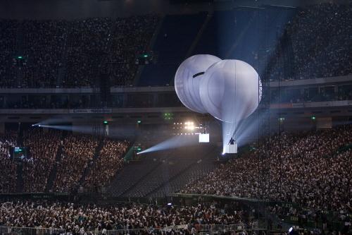 冬ソナイベント 気球