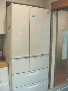 冷蔵庫古300