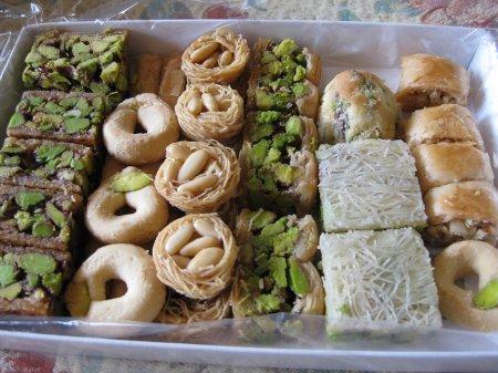 シリアのお菓子