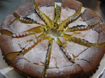 フレマージュフレのケーキ