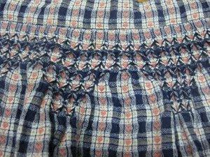 スカート刺繍拡大