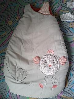 実用的な寝袋