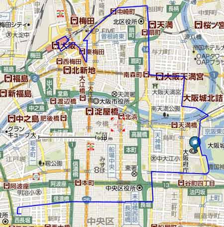 429散歩地図