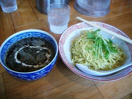 201116つけ麺1