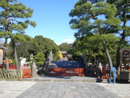 201206鶴岡八幡宮3
