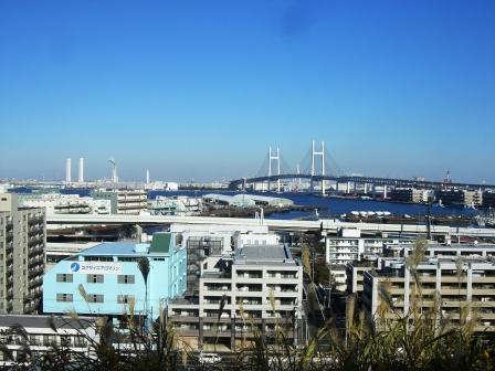 201207港の見える丘
