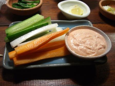 201215野菜スティック