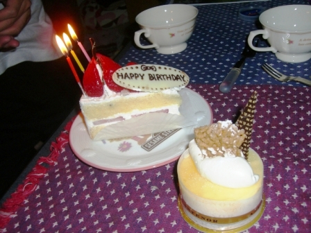 201216ケーキ