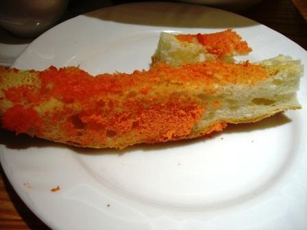 201219明太子パン
