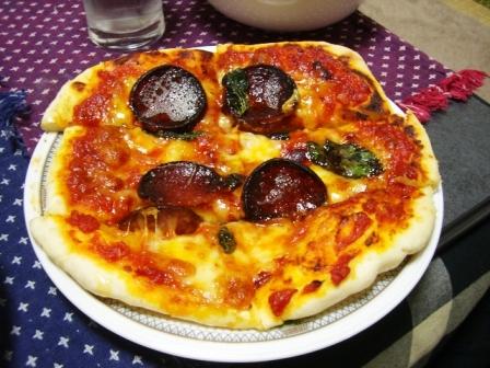 201225ピザ