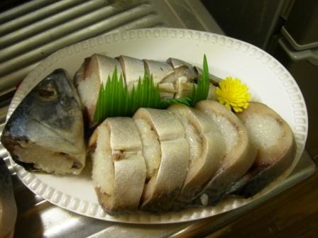 210121さば寿司