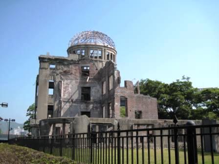 210614原爆ドーム
