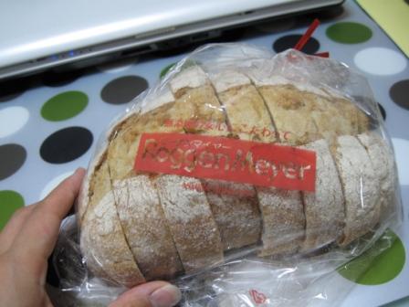 210717ライ麦パン