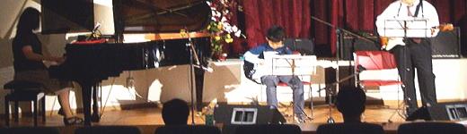 2008.6.1(sun)【ペレーネギター教室生徒発表会】カナート西神戸ペレーネホール