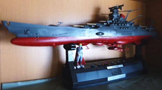 宇宙戦艦ヤマト 1/350プラモデル