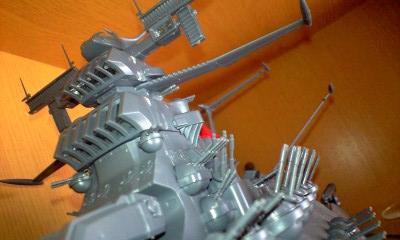バンダイ 宇宙戦艦ヤマト 1/350 プラモデル