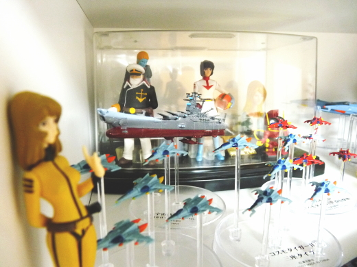 宇宙戦艦ヤマト フィギュア