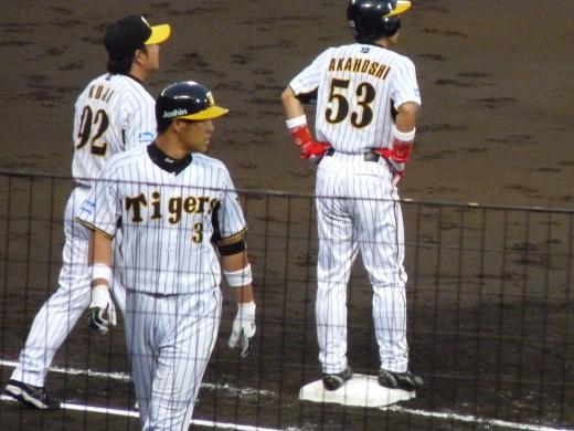 阪神タイガース 赤星憲広選手