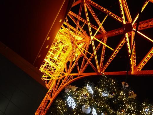 東京タワー2009クリスマスイルミネーション