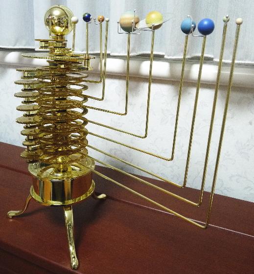 デアゴスティーニ 太陽系儀