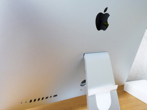 iMac背面