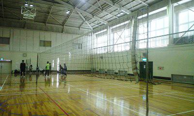 高砂市勤労者体育センター