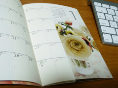 MONTHLY POCKET PLANNER HANA2010