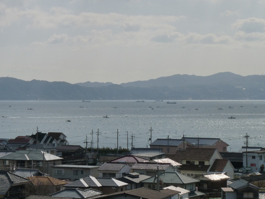 江井ケ島港