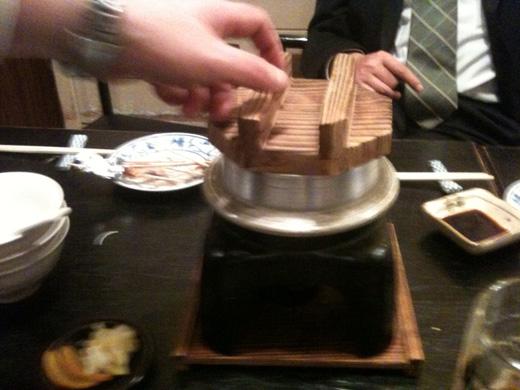 居酒屋YOSHIの釜飯