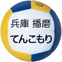てんこもりバレーボールチームを応援しよう☆