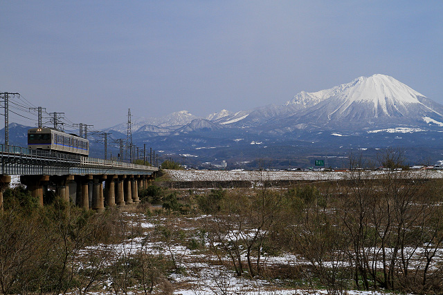 CANON EOS 7D TAMRON 大山 王子製紙 日野川 トライアスロン