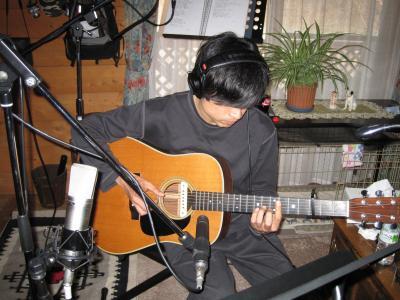 レコーディング2